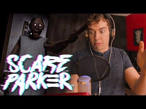 SCARE PARKER! - Granny (Mobile Horror Game) thumbnail