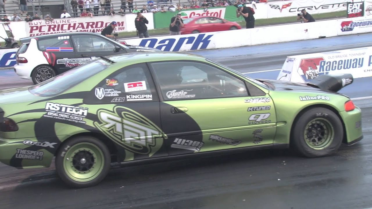 Nyce1s - World's Fastest Honda All Motor Street Car... Jake Gavio's