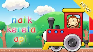 Video Lagu anak Indonesia | Naik Kereta Api download MP3, 3GP, MP4, WEBM, AVI, FLV September 2018