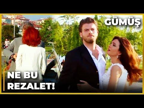 Mehmet, Şeref ve Cihan'ı YAKALADI! | Gümüş 57. Bölüm
