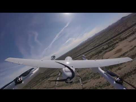 New Mugin 2930mm H-Tail VTOL UAV Drone Tech RC Platform Frame Kit VIDEO  INSIDE