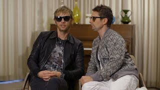 "MUSE - Working with Rich Costey on ""Thought Contagion"""