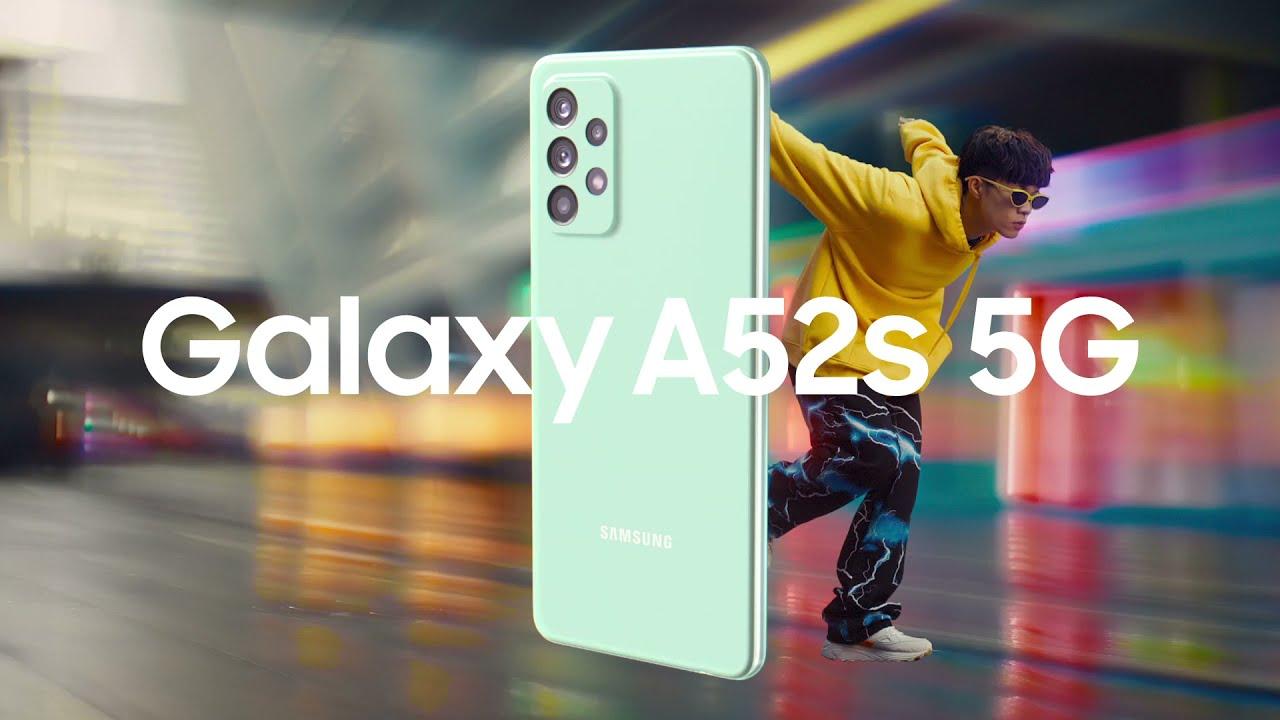 Galaxy A52s 5G | Velocidad Alucinante