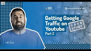 Getting Google Traffic on YouTube - Case Study - Pt 2: Backlinks and Tracking Google Rankings