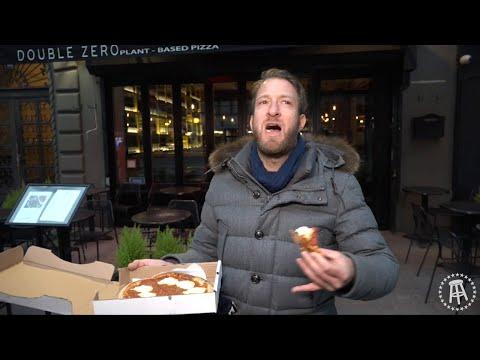 Barstool Pizza Review - Double Zero Plant Based Pizza