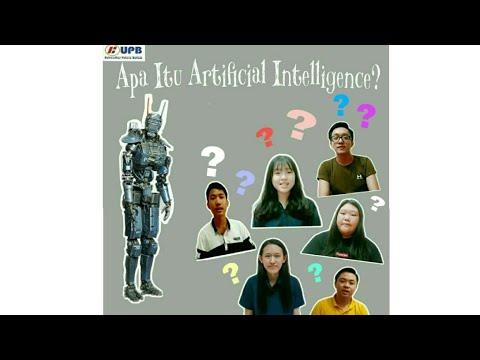 Apa itu Artificial Intelligence?