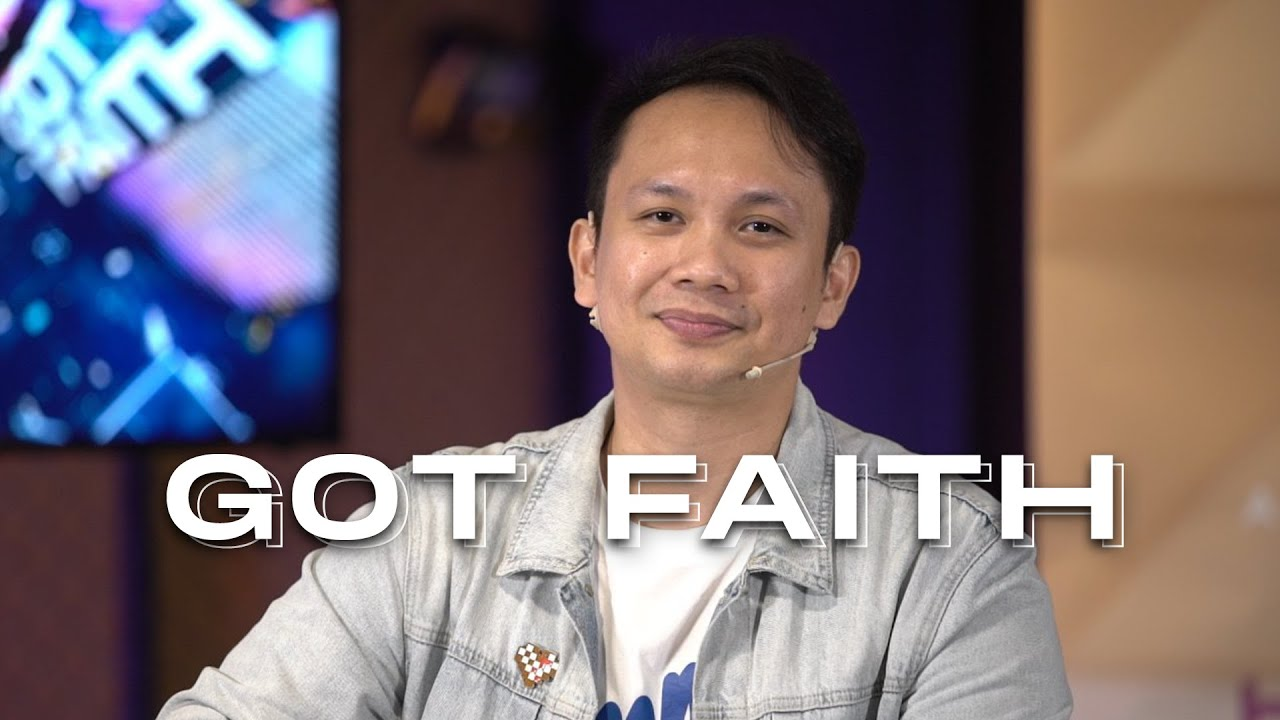GOT FAITH - Pastor Tommy Simamora