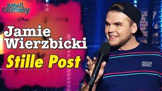 Jamie Wierzbicki – Stille Post & Dumme Vergleiche