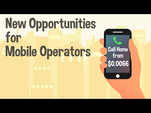 New Business Opportunities for Mobile Operators, One Horizon Group, Inc. 720p