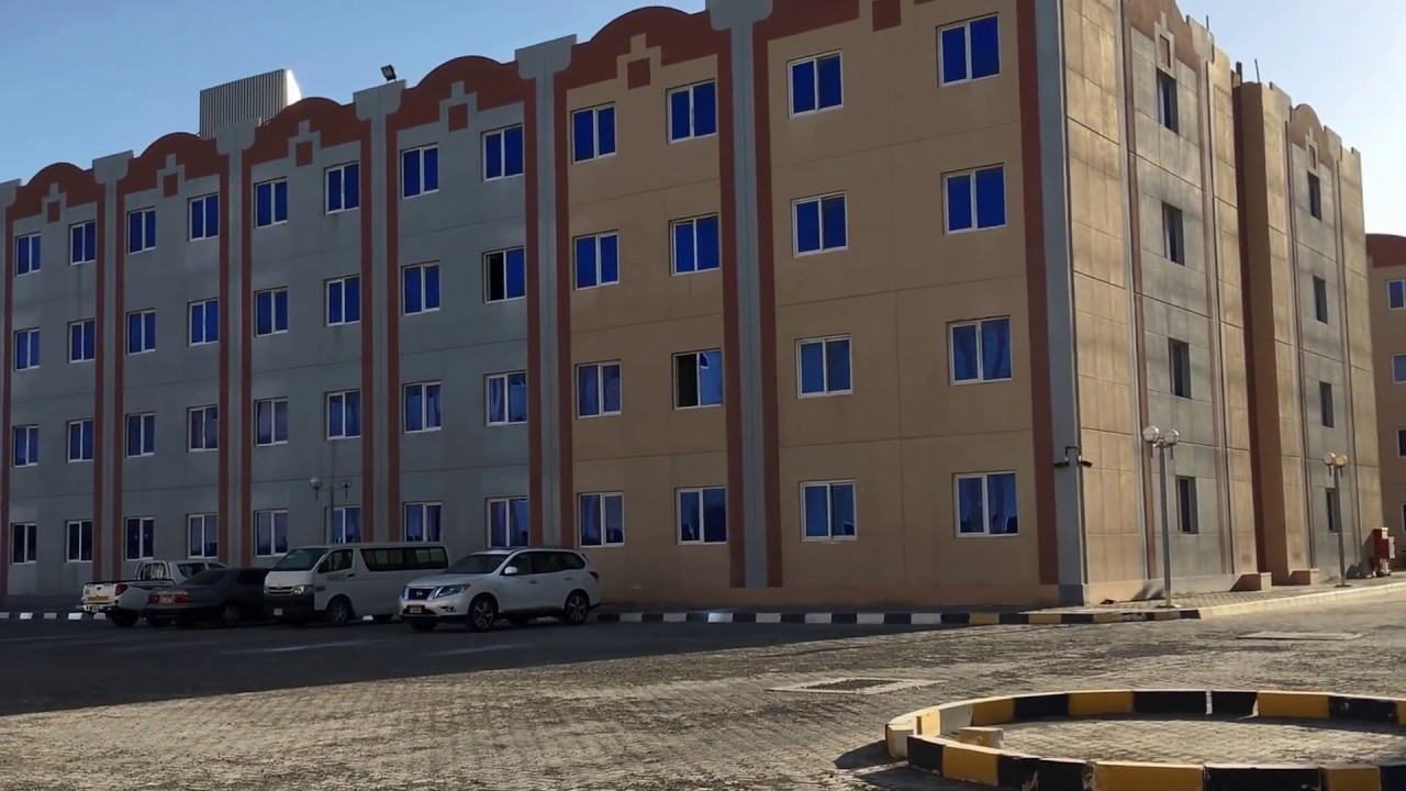 icad city in abu dhabi,dubai,uae labour camp