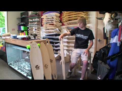 Comet Longboards Promo-Motion Boardshop