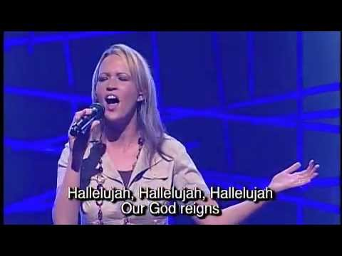 Hallelujah Our God Reigns - Hillsong