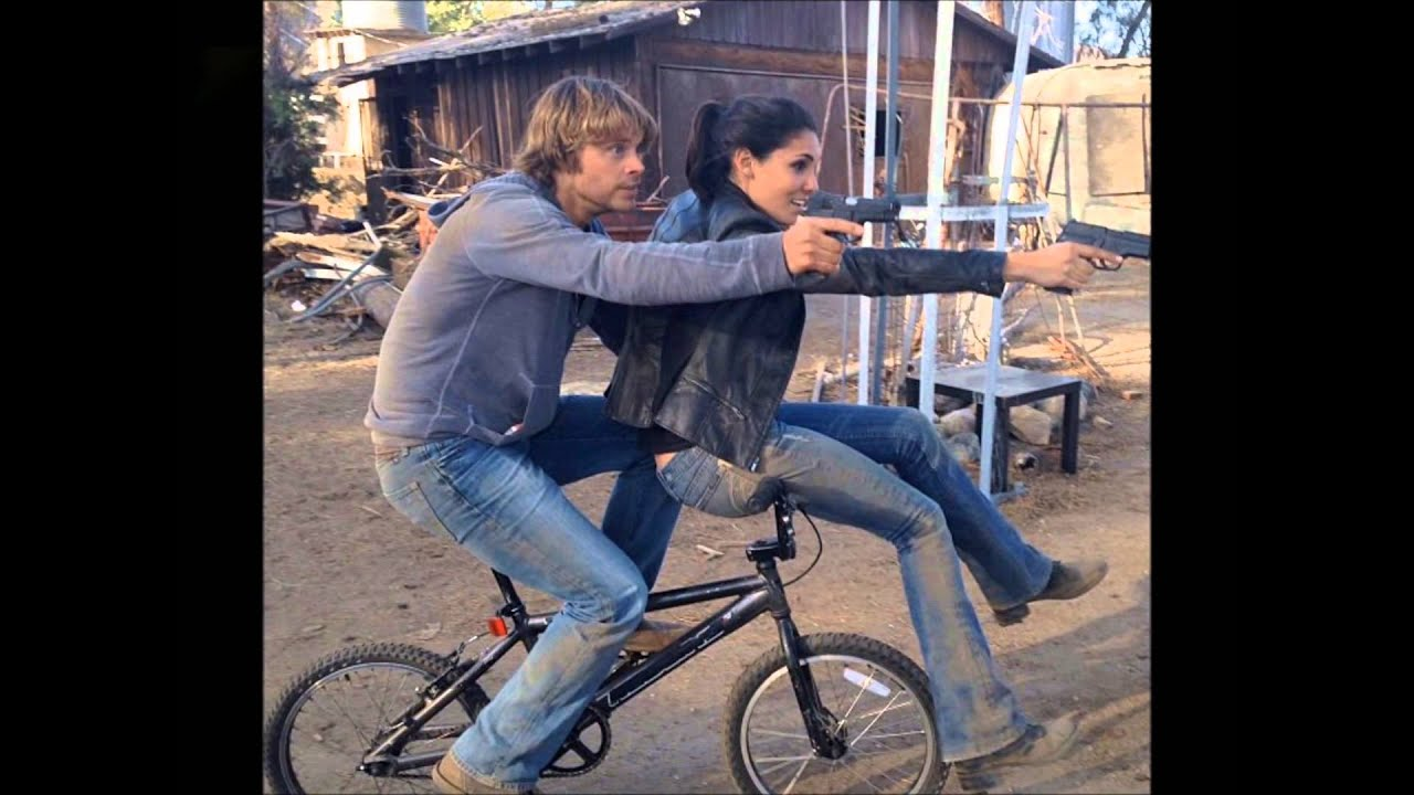eric christian olsen one way or another youtube