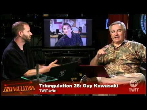 Triangulation 26: Guy Kawasaki
