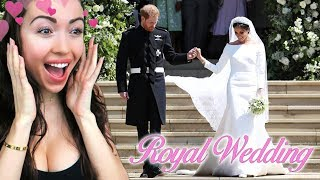 THE ROYAL WEDDING!! - Prince Harry + Meghan Markle in The Sims 4!