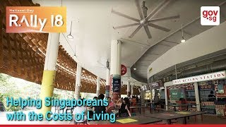 NDR2018: Helping Singaporeans with the Costs of Living (Chinese)
