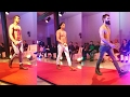 Men Walking On Ramp -  Fashion Show