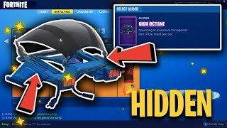 *HIDDEN* MAX BATTLE PASS TIER 100 ITEM!! ( Season 3 Update in Fortnite )