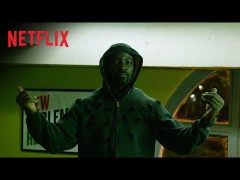 Vidéo Luke Cage - Bande-annonce officielle (VF)  Adaptation et direction Artistique Marc SAEZ