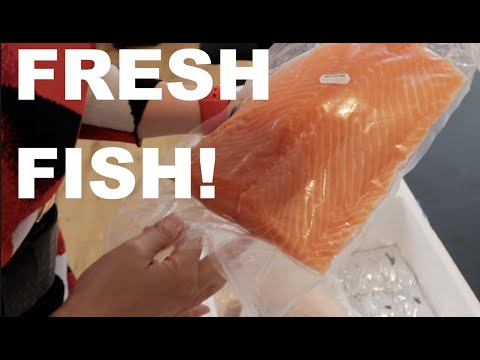 Want Fresh Fish Delivered To Your Door? We Found The Perfect *Plaice* ;-)