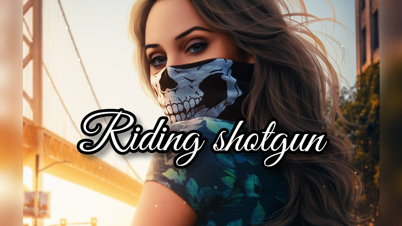 Download Kygo, Oliver Nelson Feat. Bonnie McKee - Riding shotgun (Lyrics/Lyrics Video)