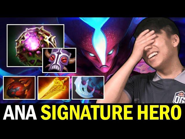 ANA Signature Hero Spectre Hard Game with 7.27 Octarine Core Build