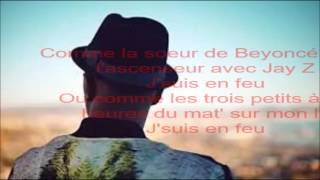 SOPRANO - En feu (Paroles)