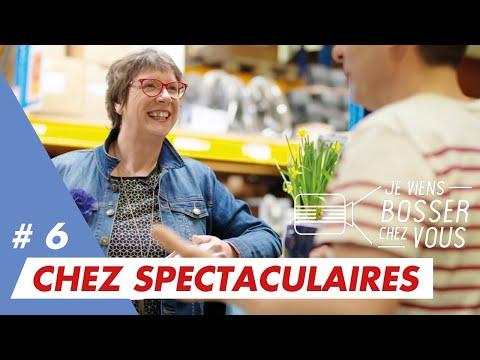Je Viens Bosser Chez Vous SPECTACULAIRES - EPISODE#6 Jeviensbosserchezvous©