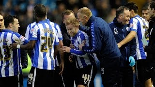 Video Gol Pertandingan Sheffield Wednesday vs Fulham