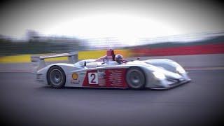 Audi R8 LMP1 V8 FSI Turbo !  [HD]