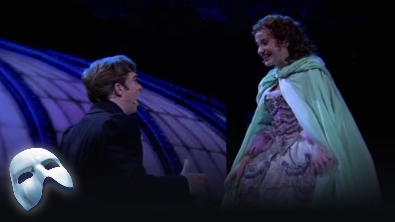 all i ask of you sierra boggess and hadley fraser