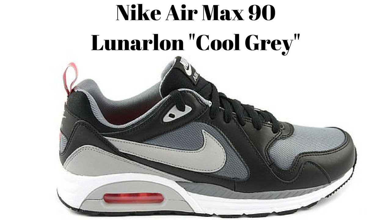 nike air max 90 lunarlon
