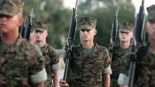 Final Drill - Marine Corps Echo Recruits