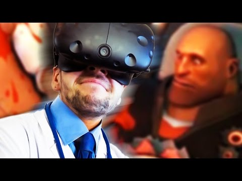 VIRTUAL REALITY DOCTOR | Surgeon Simulator (HTC Vive Virtual Reality)