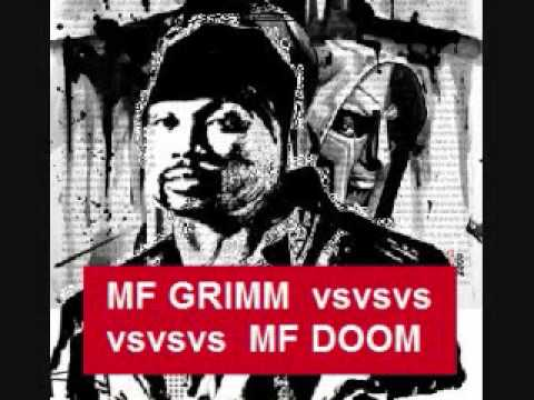 MF Grimm vs DOOM (Book of Daniel vs That's That) Who's Better?