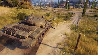 World Of Tanks - Test new engine