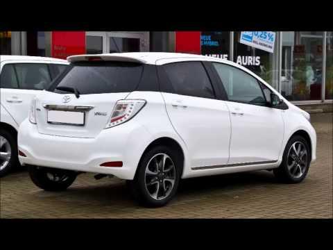 2013 Toyota Yaris Trend  YouTube