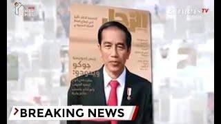 Jokowi-Ma'ruf Banjir Ucapan Selamat dari Tokoh Dunia