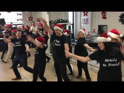 St David's Teachers Get Funky GGTV 22DEC16