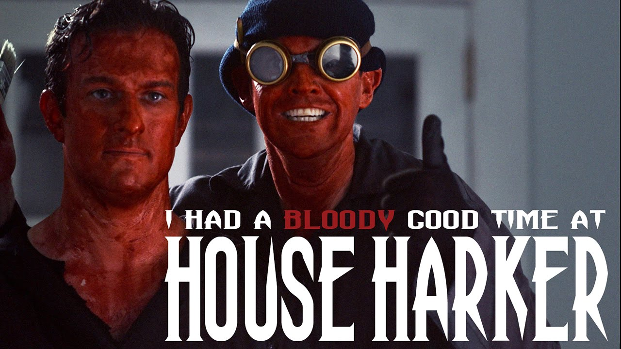 first teaser trailer | i had a bloody good time at house harker