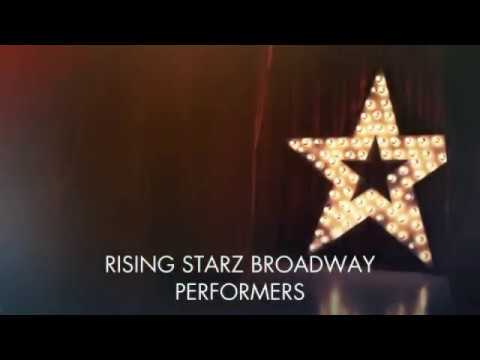 Rising Starz Broadway Troupe Performers