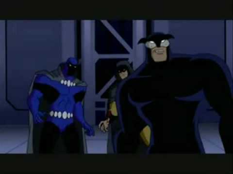 Obsidian (Cameos) on Justice League Unlimited