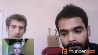 Fracture founders Abhi Lokesh and Alex Theodore talk about printing pictures on glass