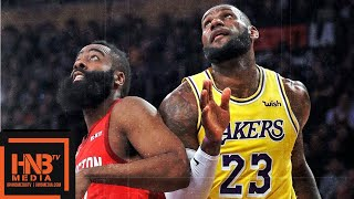 Los Angeles Lakers vs Houston Rockets Full Game Highlights | Feb 21, 2018-19 NBA Season