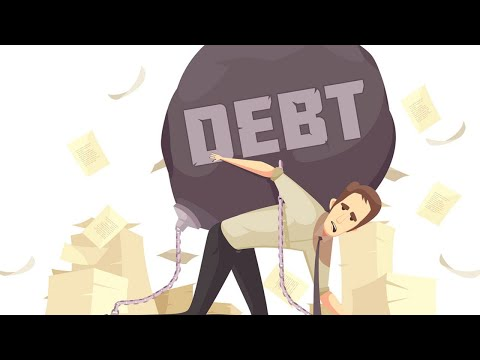 THE AMERICAN DREAM - how debt slavery is killing us