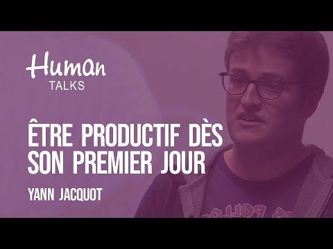 Comment être productif dès le 1er jour d'un projet ? par Yann Jacquot