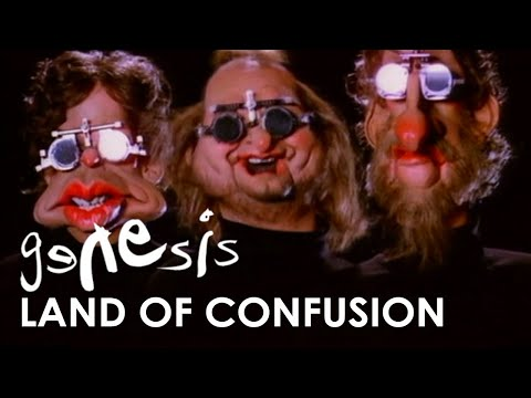 Genesis  Land of Confusion  Music