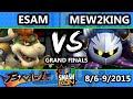 SSC   COG MVG   Mew2King  Metaknight  Vs  PG   Esam  Pikachu  Samus  Bowser  SSBB GF   Smash Brawl