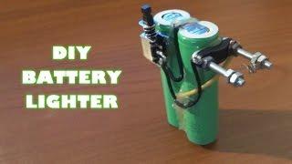 DIY || Battery Lighter ||