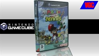 Mario Power Tennis // Gamecube // 2005